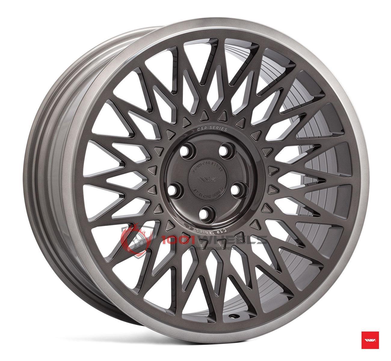 ISPIRI CSR-FF4 carbon-grey-brushed