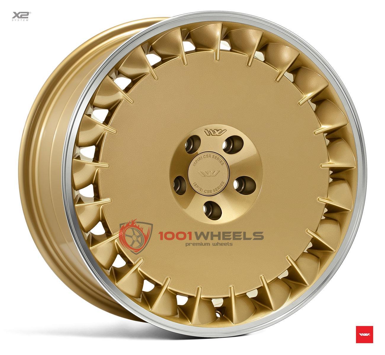 ISPIRI CSRD-TF vintage-gold-polished-lip