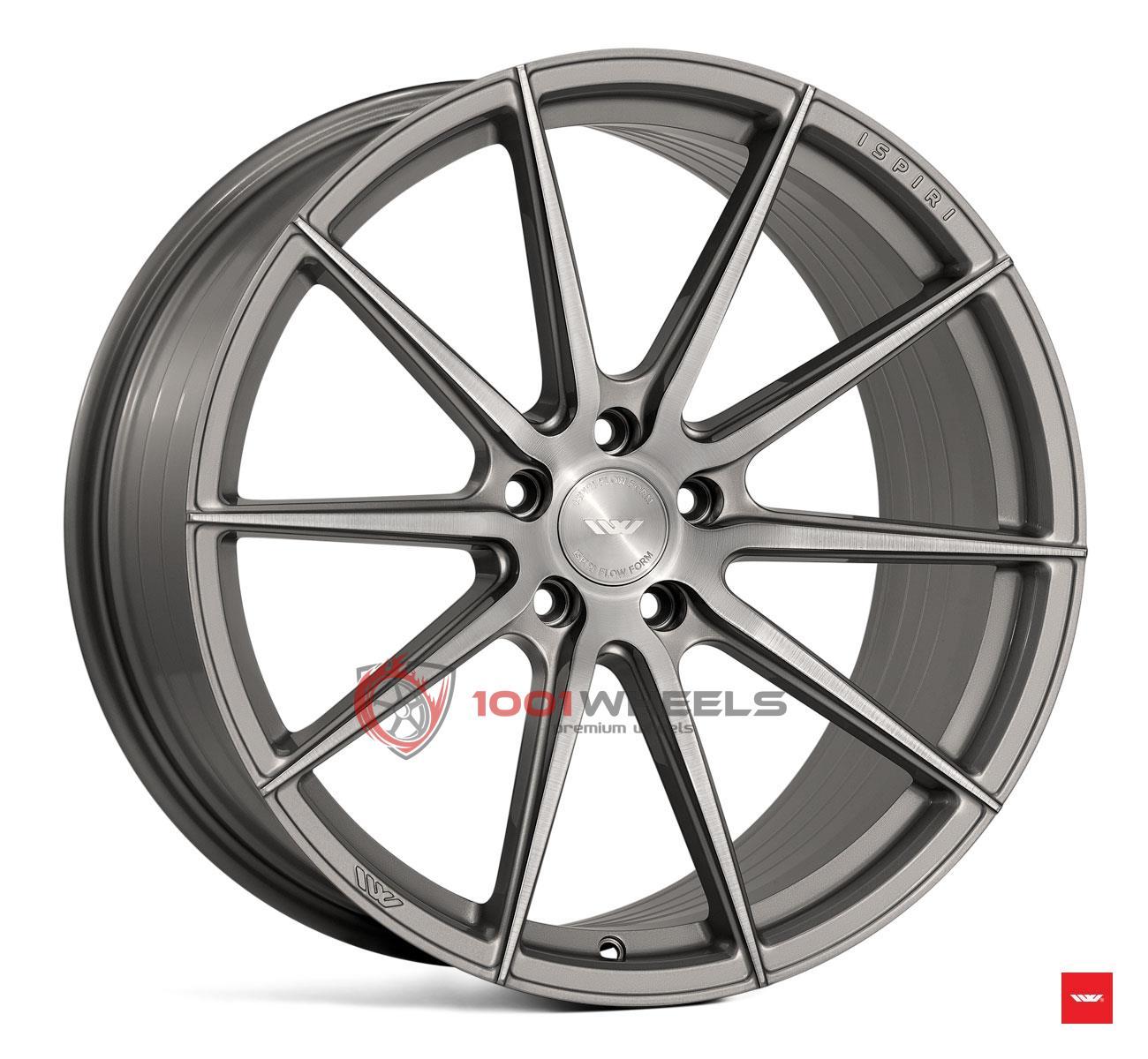 ISPIRI FFR1 carbon-grey-brushed