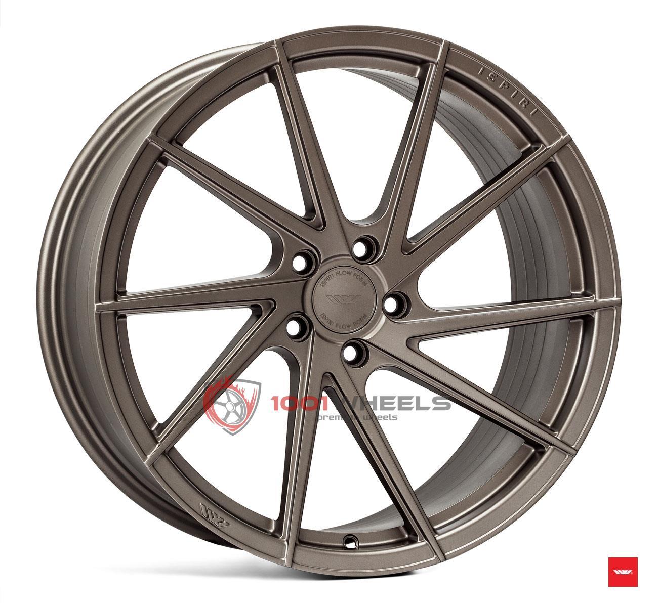 ISPIRI FFR1D matt-carbon-bronze
