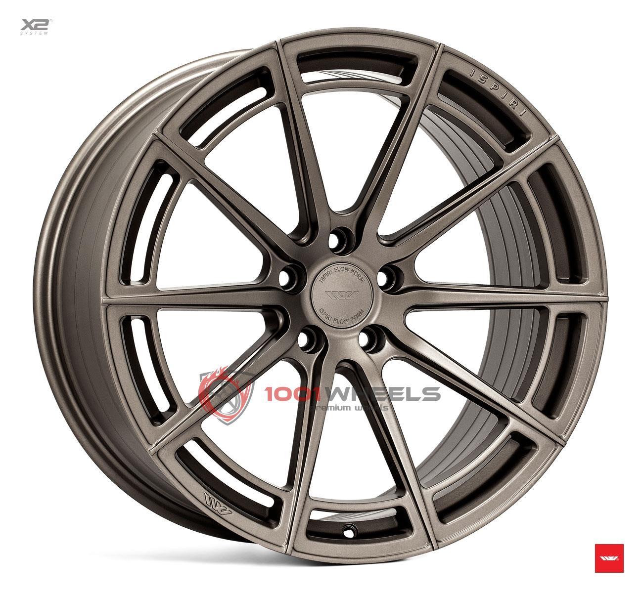 ISPIRI FFR2 matt-carbon-bronze