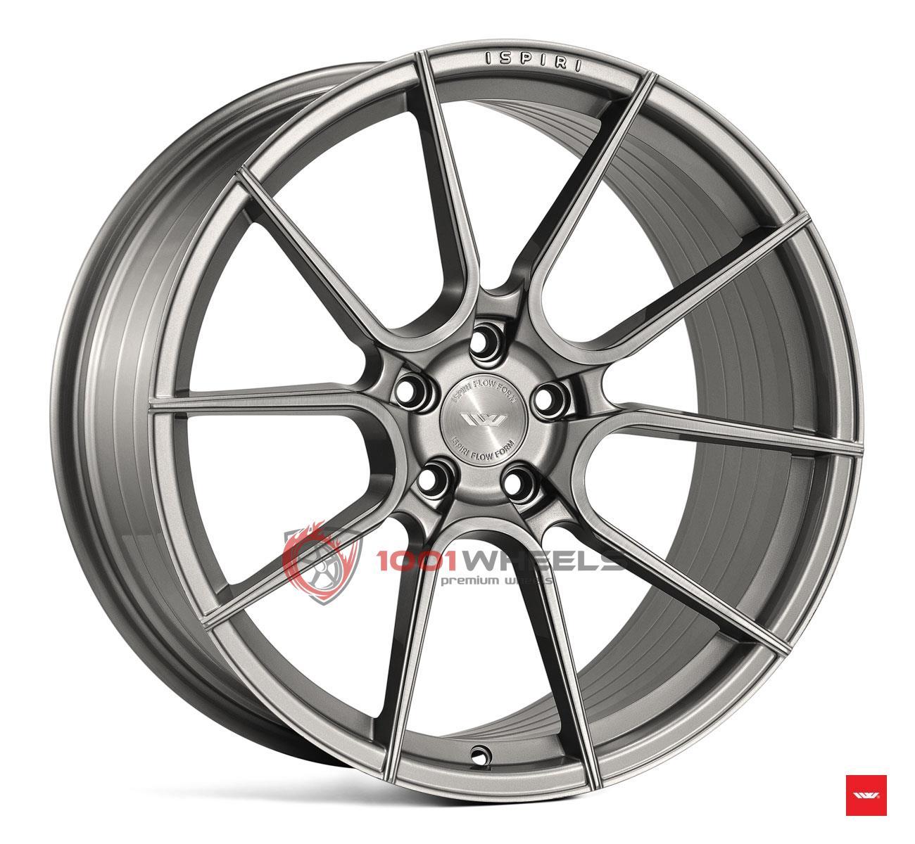 ISPIRI FFR6 carbon-grey-brushed
