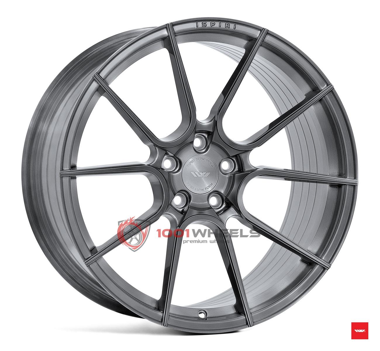 ISPIRI FFR6 full-brushed-carbon-titanium
