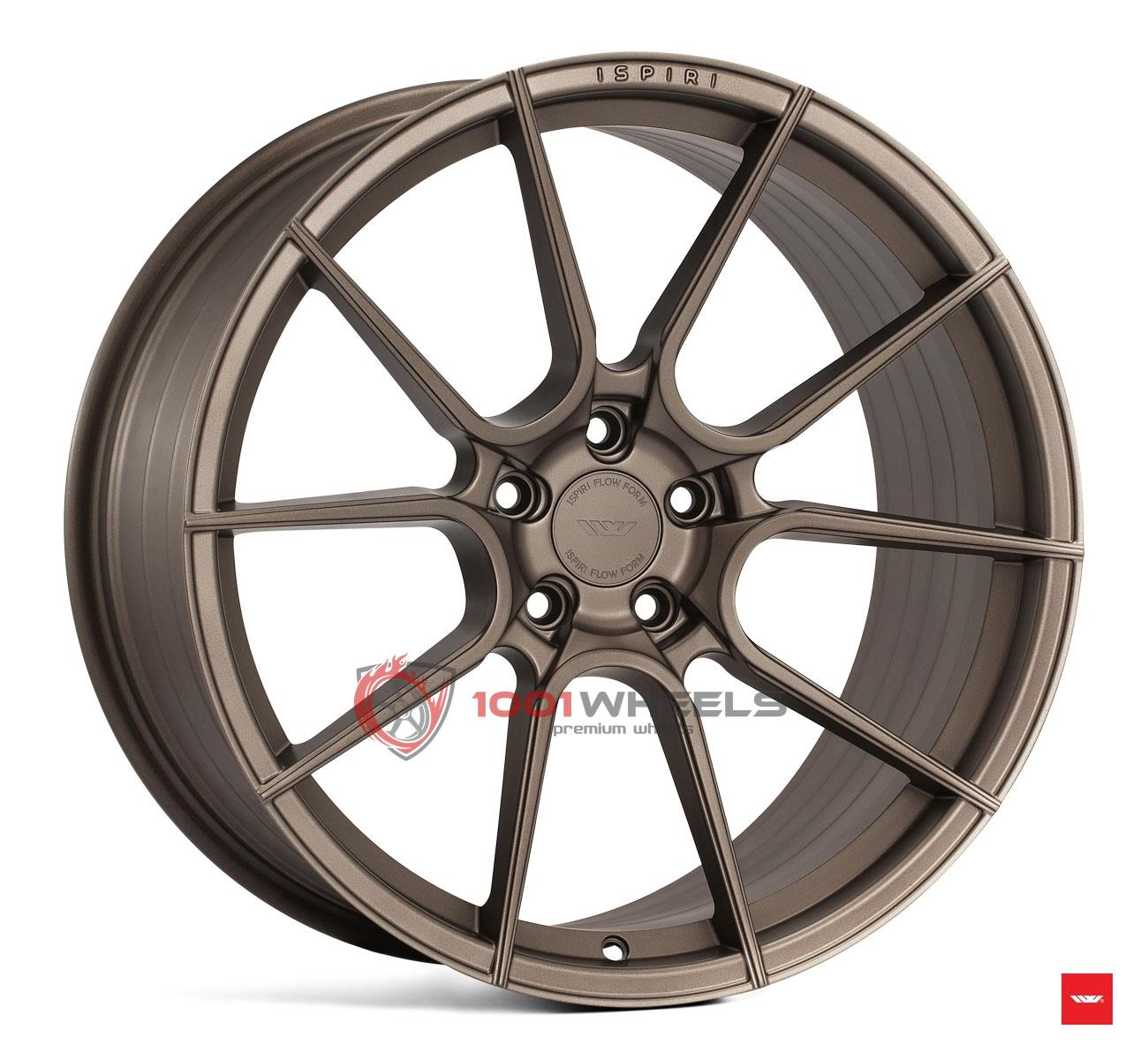 ISPIRI FFR6 matt-carbon-bronze