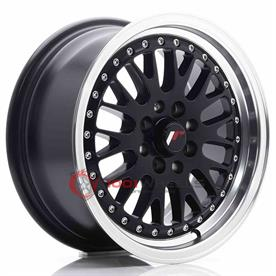 JAPAN RACING JR10 Multianclaje black-polished-lip