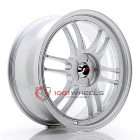 JAPAN RACING JR7 Personalizable silver