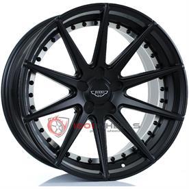 JUDD T311 satin-black-polished-undercut