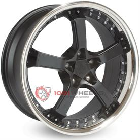 Keskin Tuning KT10 matt-black-steel-lip