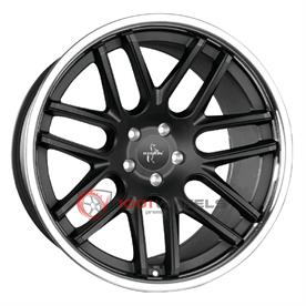 Keskin Tuning KT14 matt-black-steel-lip