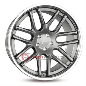 Keskin Tuning KT14 titan-grey-steel-lip