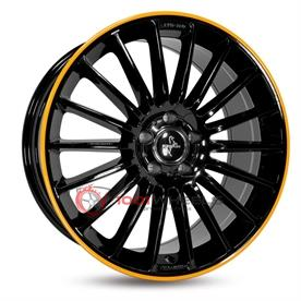 Keskin Tuning KT15 black-lip-orange