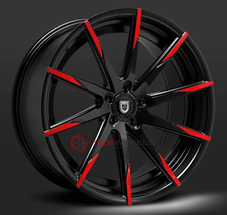 LEXANI CSS15 black-red-tip