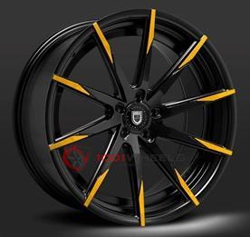 LEXANI CSS15 black-yellow
