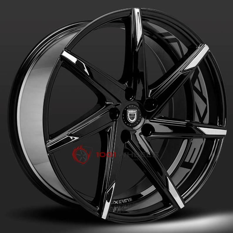 LEXANI CSS7 custom-chrome-black