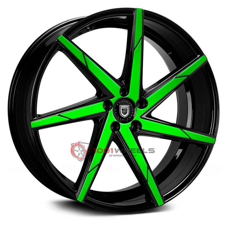 LEXANI CSS7 green
