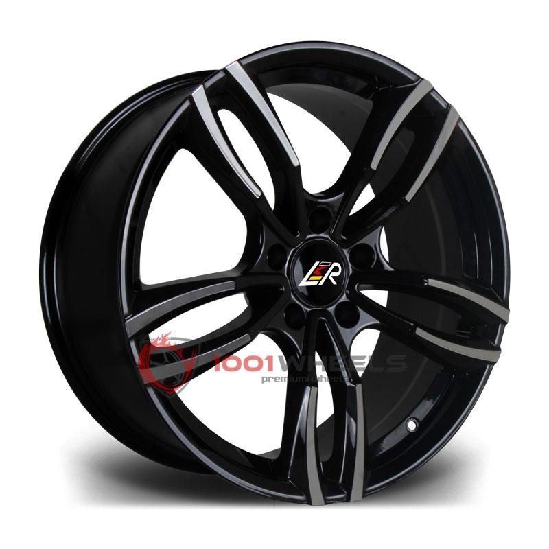 LMR STAG black-polished