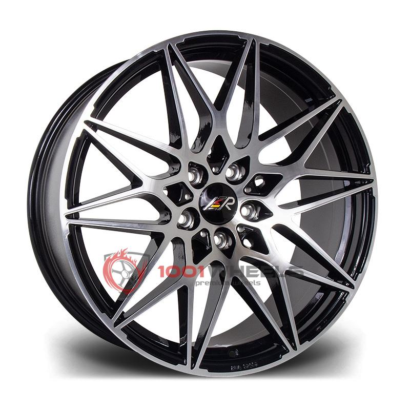 LMR TORIA black-polished