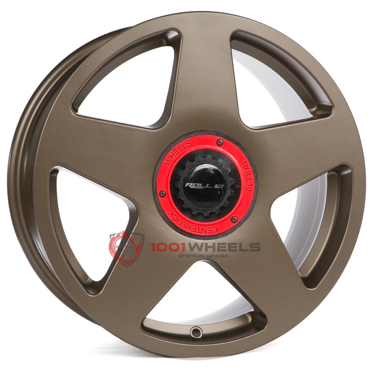 Roll19 R14 bronze-center-lock-red