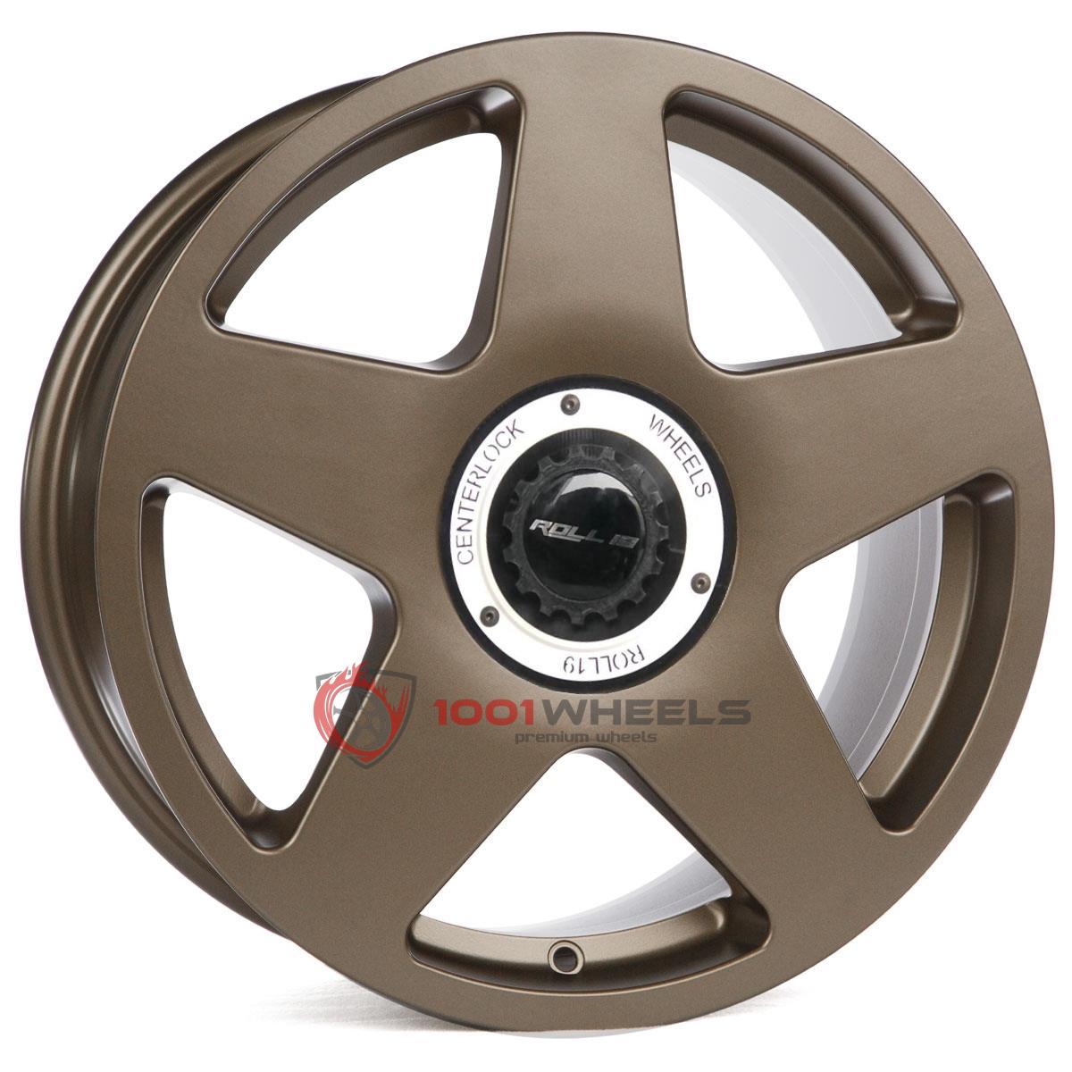 Roll19 R14 bronze-center-lock-white