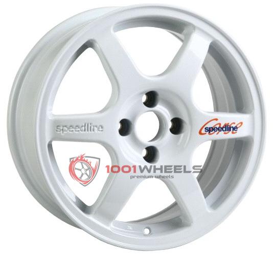 Speedline competición 2108 blanco