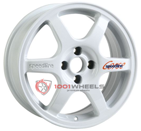 Speedline competición 2108 blanco