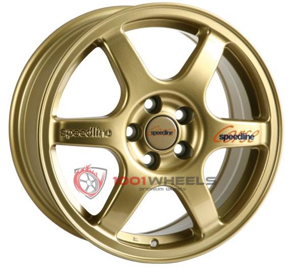 Speedline competición 2108 oro
