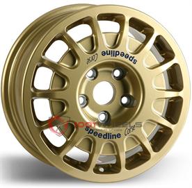 Speedline competición 2128 oro