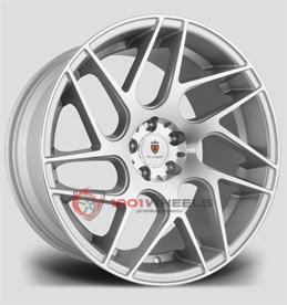 STUTTGART ST12 silver-polished