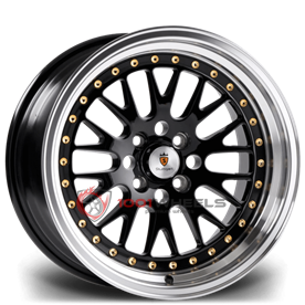 STUTTGART ST5 silver-polished-lip
