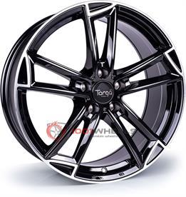 Targa TG3 gloss-black--polished-lip
