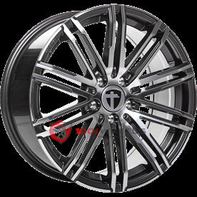 TOMASON TN18 gunmetal-polished