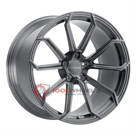VICTOR EQUIPMENT FOX FORGED brushed-gunmetal
