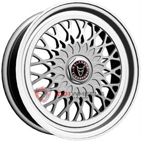 Wolfhart Classic silver-polished-lip
