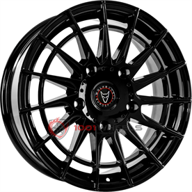 Wolfrace Eurosport Aero Super T gloss-black